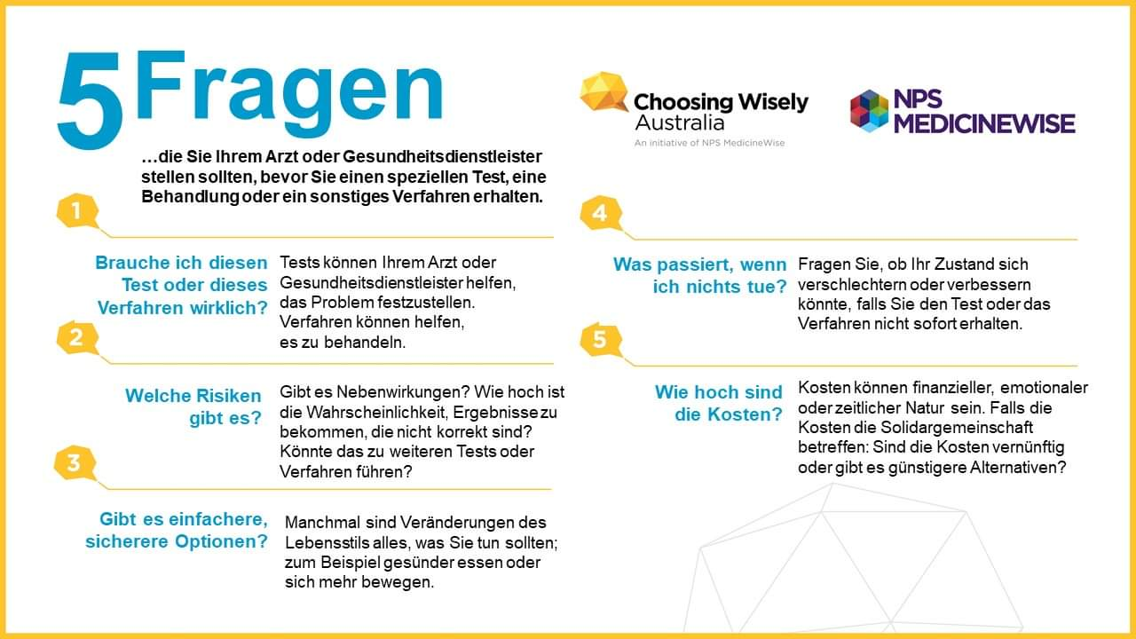 Read more about the article 5 Fragen